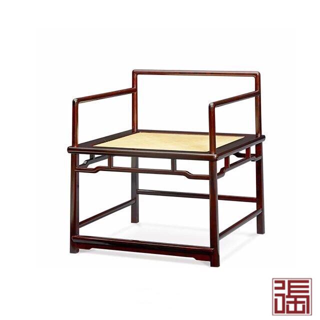 禅椅(藤面)