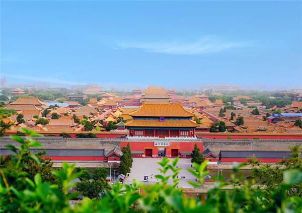 四合院之美,中国独有