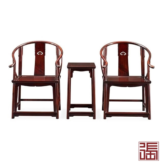 灵芝素圈椅