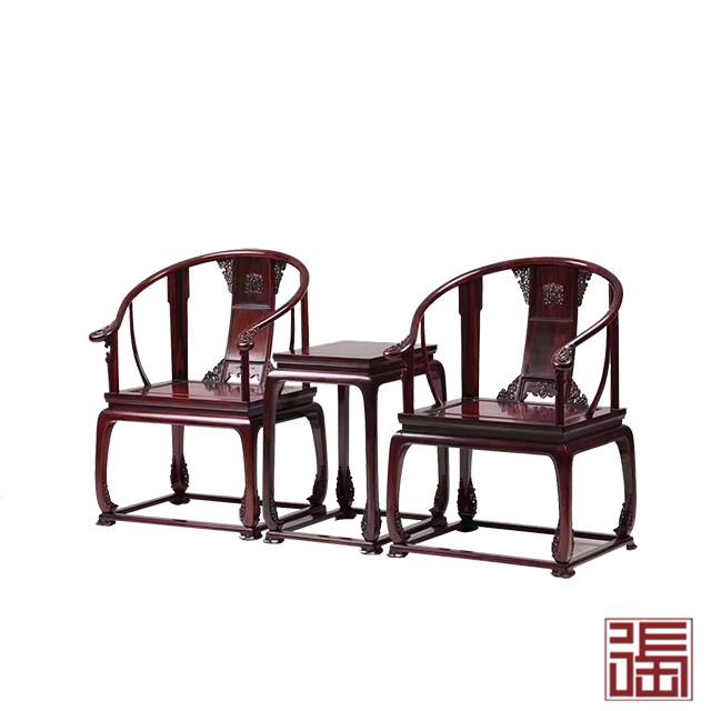 皇宫圈椅3件套